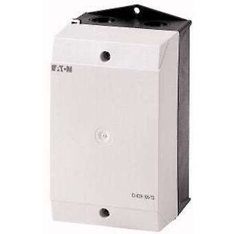 Kabinet til skinne montering (b x H x D) 100 x 160 x 100 mm grå-hvid (RAL 7035), sort (RAL 9005) Eaton CI-K2H-100-TS 1 pc (er)