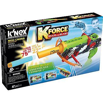 K'NEX K-Force Mini Cross Building Set
