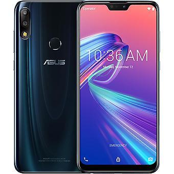 Asus zenfone max pro smartphone - 4gb rom, 64gb ram, 5.9 inch, 4g lte, 5000mah, snapdragon 636 - black