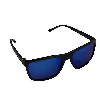 Sunglasses Aviator Polarizing Glass black blue FREE BrillenkokerS316_3