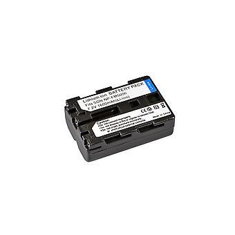 BRESSER Lithium-Ionen Ersatzakku für Sony NP-FM500H