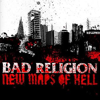 Bad Religion - New Maps of Hell [Vinyl] USA importare