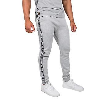 Alpha Industries Pantalons de jogging pour hommes AI Tape