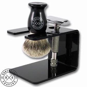 Executive Shaving Company Universal Brush and Razor Stand