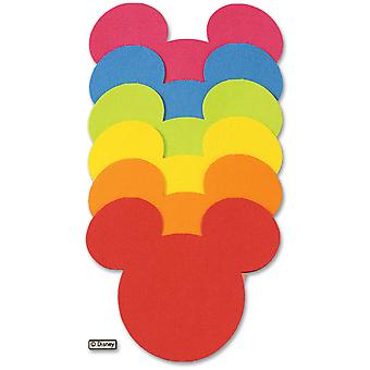 Disney Journaling Cards Mickey Icon  Head with Ears Djcm001