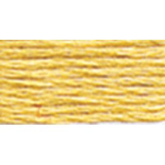 Dmc Pearl Cotton Balls Size 8  95 Yards Light Old Gold 116 8 676