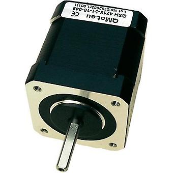 Trinamic QSH4218-35-10-027 - 42 x 42mm Stepper Motor, 1.8 Degree, 0.27Nm, 0 - 40Vdc, 1A