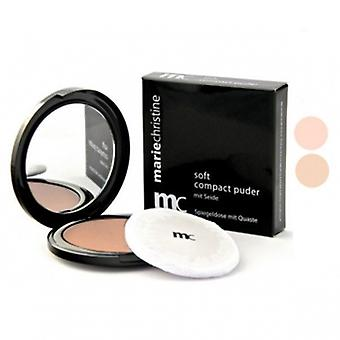 MC Marie Christine Soft Compact Powder with Silk