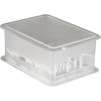 Raspberry Pi® enclosure Transparent TEK-RPI-XL.0 Raspberry Pi®