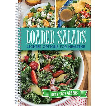 Loaded Salads (lighter Options For Mealtime)-  CQ7137