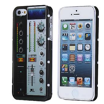 Cover with equalizer for iPhone 5