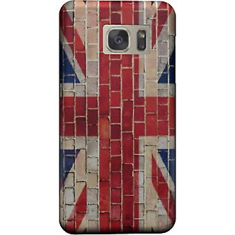 Cover Uk flag bricks for Galaxy Note 5