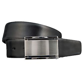 BERND GÖTZ leather belts men's belts leather belt black 3262