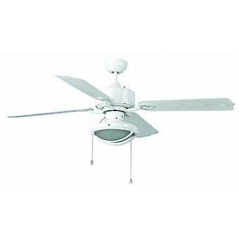 Faro outdoor ceiling fan Hierro White 132 cm / 52