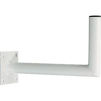 SAT wall mount A.S. SAT Projection distance: 45 cm Suitable for dish size: Ø up to 90 cm White
