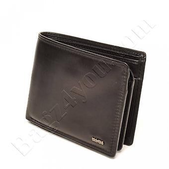 Berba SOFT MENS WALLET 002-007-00 Black
