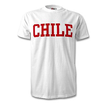 T-shirt paese Cile