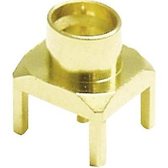 SMP connector Plug, vertical mount 50 Ω IMS 3236.SMP.1010.003 1 pc(s)