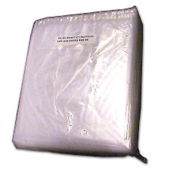 Clear Poly Weight Out Bag 12x15