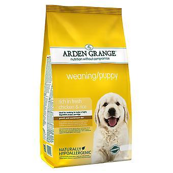 Arden Grange Weaning/hvalp rige i fersk kylling & ris 6kg