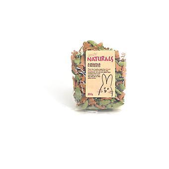 Naturals Carrotys 200g (Pack af 8)