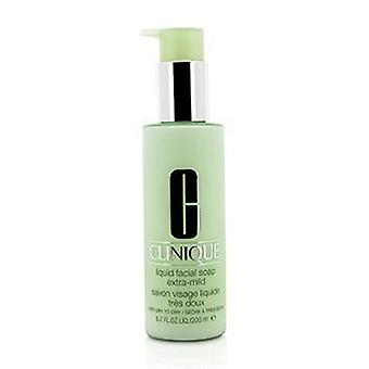 Clinique væske ansikts såpe ekstra Mild - 200 ml / 6,7 oz