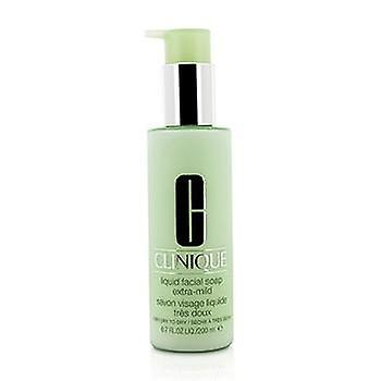 Clinique Liquid Facial Soap Extra-Mild - 200ml/6.7oz