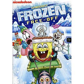 Spongebob Squarepants - importación de Estados Unidos de cara a cara congelada [DVD] Bob esponja