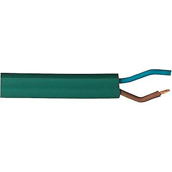 Fairy light cable H05RNH2 2 x 1.50 mm² Green BKL Electronic 071002/5 5 m