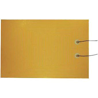 Heating foil self-adhesive 12 Vdc, 12 Vac 36 W Protection type IPX4 (L x W) 600 mm x 400 mm Thermo