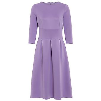 Love2Dress 3/4 Sleeve Midi Skater Dress