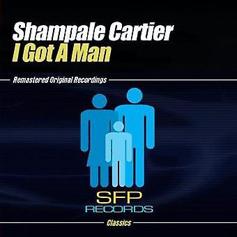 Shampale Cartier - I Got a Man [CD] USA import