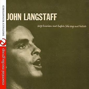 John Langstaff - synger norsk & folkeviser & ballader [DVD] USA import