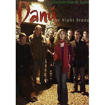Danu - One Night Stand [DVD] USA importar