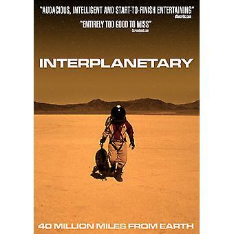 Interplanetary [DVD] USA import