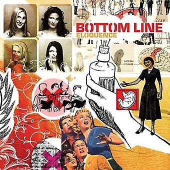 Bottom Line - veltalenhed [CD] USA importerer