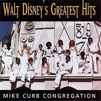 Mike menigheden gadehjørnet - Walt Disney's Greatest Hits CD] USA importerer