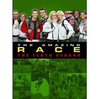 Amazing Race: Sæson 10 [DVD] USA importerer