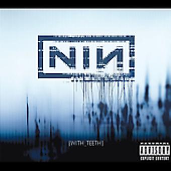 Nine Inch Nails - med tänder [CD] USA import
