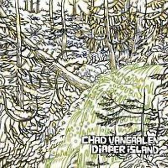 Chad Vangaalen - pannolino Island [CD] Stati Uniti importare