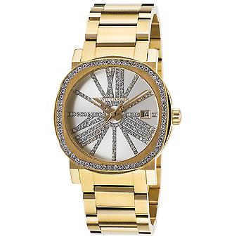 Wittnauer Gold-Tone Stainless Steel Ladies Watch WN4007