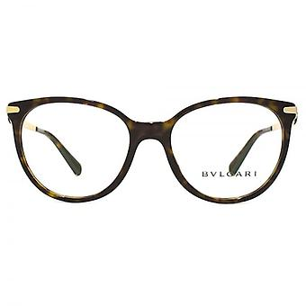 Bvlgari BV4143B Glasses In Dark Havana