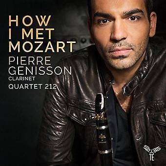 Pierre Genisson - hvor jeg mødte Mozart [CD] USA import