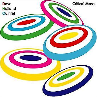 Dave Holland kvintet - kritisk masse [CD] USA import