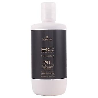 Schwarzkopf Professional Bc Bonacure Miracle Oil Gold Shimmer Treatment