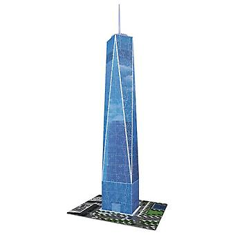 Ravensburger 3D Freedom Tower 54 Cm. 216 Parts (Speelgoed , Bordspellen , Puzzels)