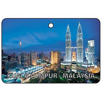 Kuala Lumpur -  Malaysia Car Air Freshener