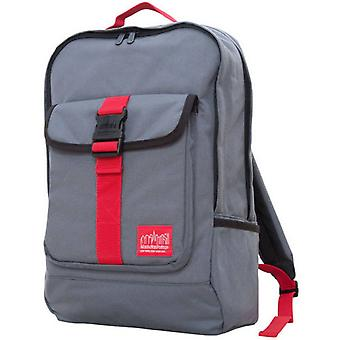Manhattan Portage Stuyvesant Backpack - Grey/Red