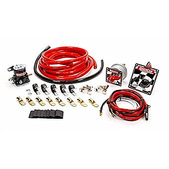 Quickcar Racing Products 50-235 Wiring Kit 4 Gauge with50-102 Panel
