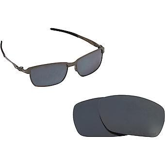 Best SEEK Polarized Replacement Lenses for Oakley TINFOIL CARBON Black Iridium